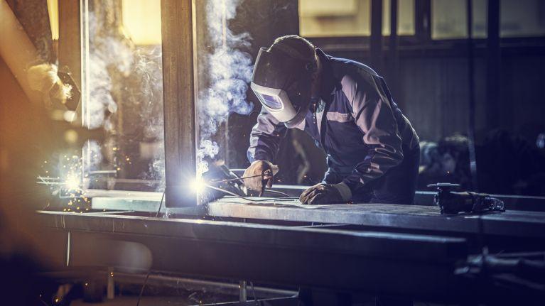lavoro del ferro